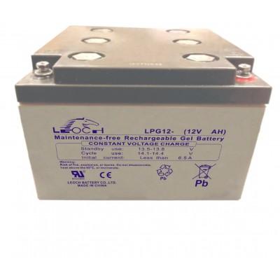Batería Leoch con tecnología Gel