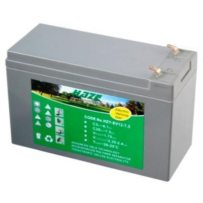 Batería Haze con tecnología Gel