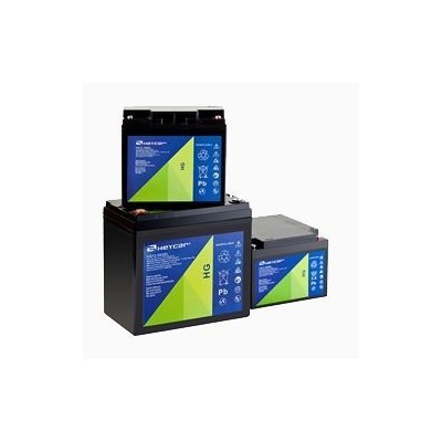 Batería Heycar con tecnología Gel