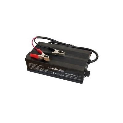 Cargador de 24 v RITAR para batería AGM o Gel