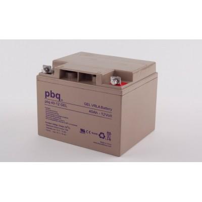 Batería Pbq con tecnología Gel