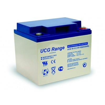 Batería Ultracell con tecnología Gel